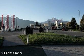 Autobahnraststätte Landzeit Mondsee