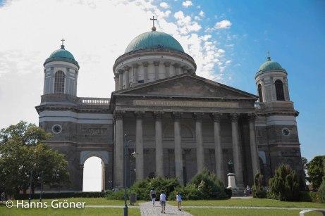 Ungarn   Esztergom - Basilika