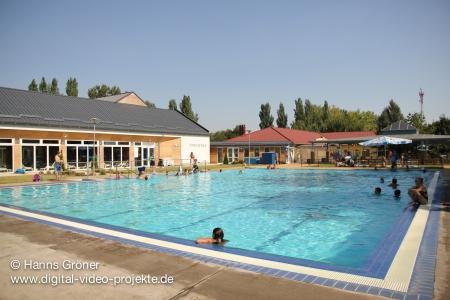 Ungarn   Kiskörös  Thermalbad und Campingplatz
