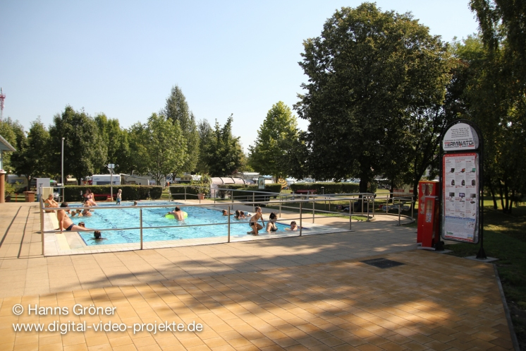 Ungarn | Kiskörös| Thermalbad und Campingplatz