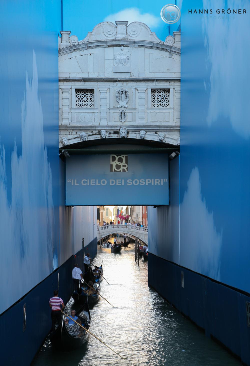 Italien |Venedig - Seufzerbrücke