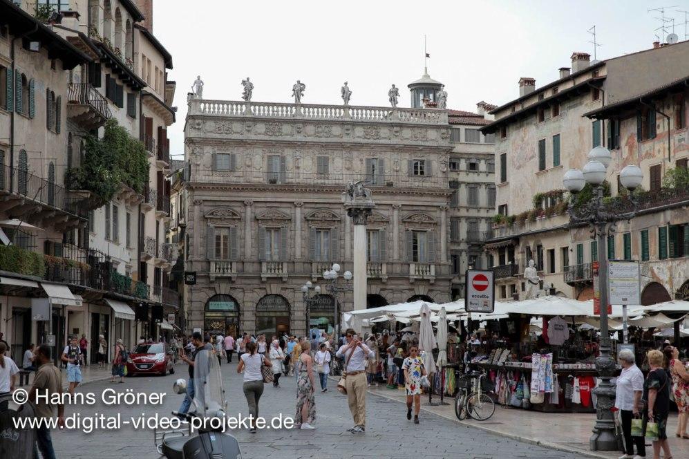 Italien  Verona   Markt