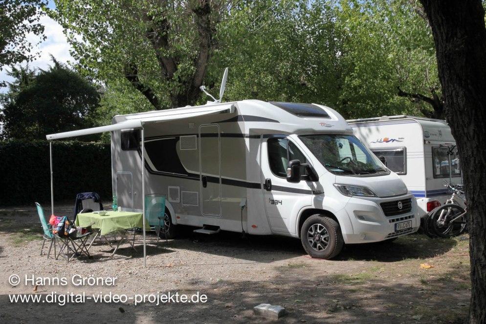 Italien |Gardasee |Desenzano | Camping San Francesco