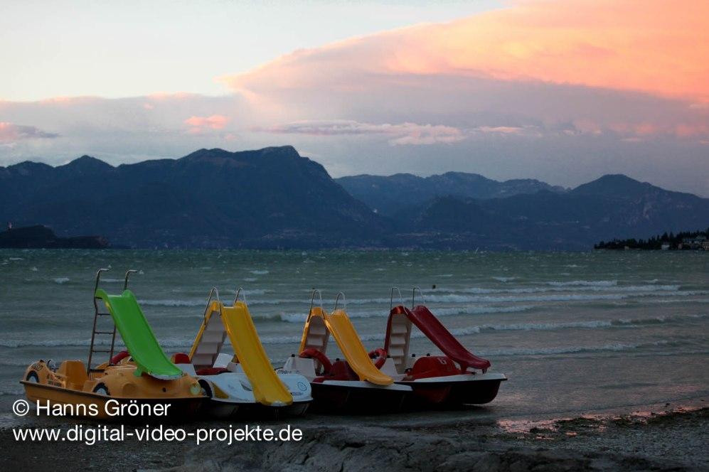 Italien  Gardasee  Desenzano   Camping San Francesco