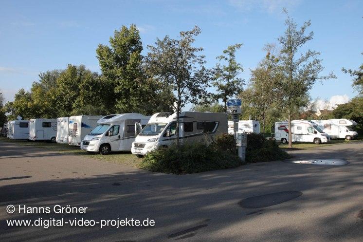 Lindau | Stellplatz Blauwiese P1