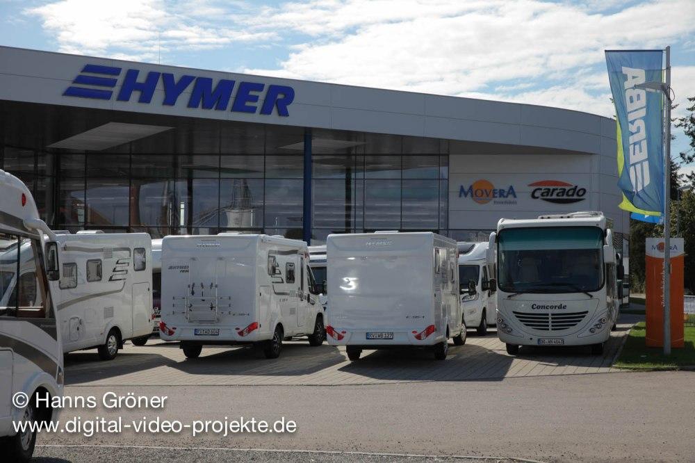 Bad Waldsee |Hymer-Zentrum