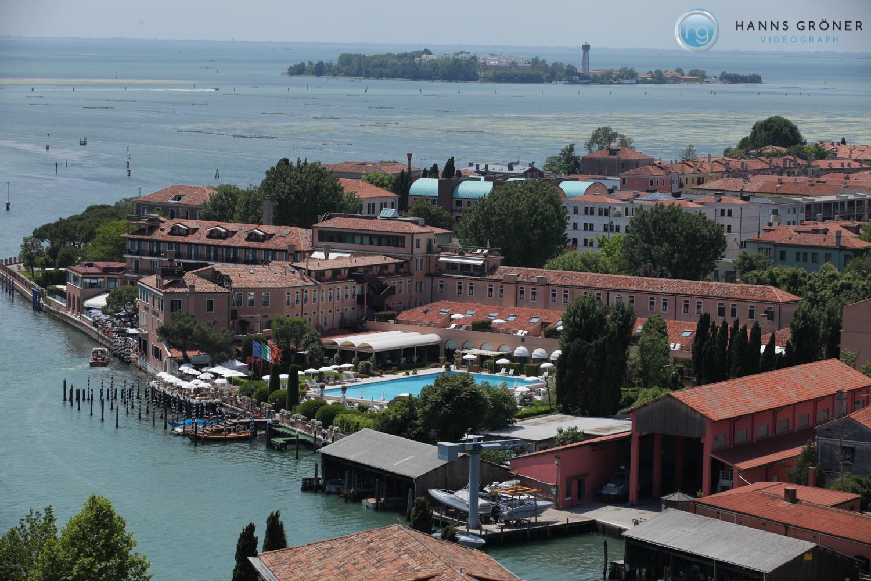 Italien | Venedig - Hotel Cipriani (Foto: Hanns Gröner)