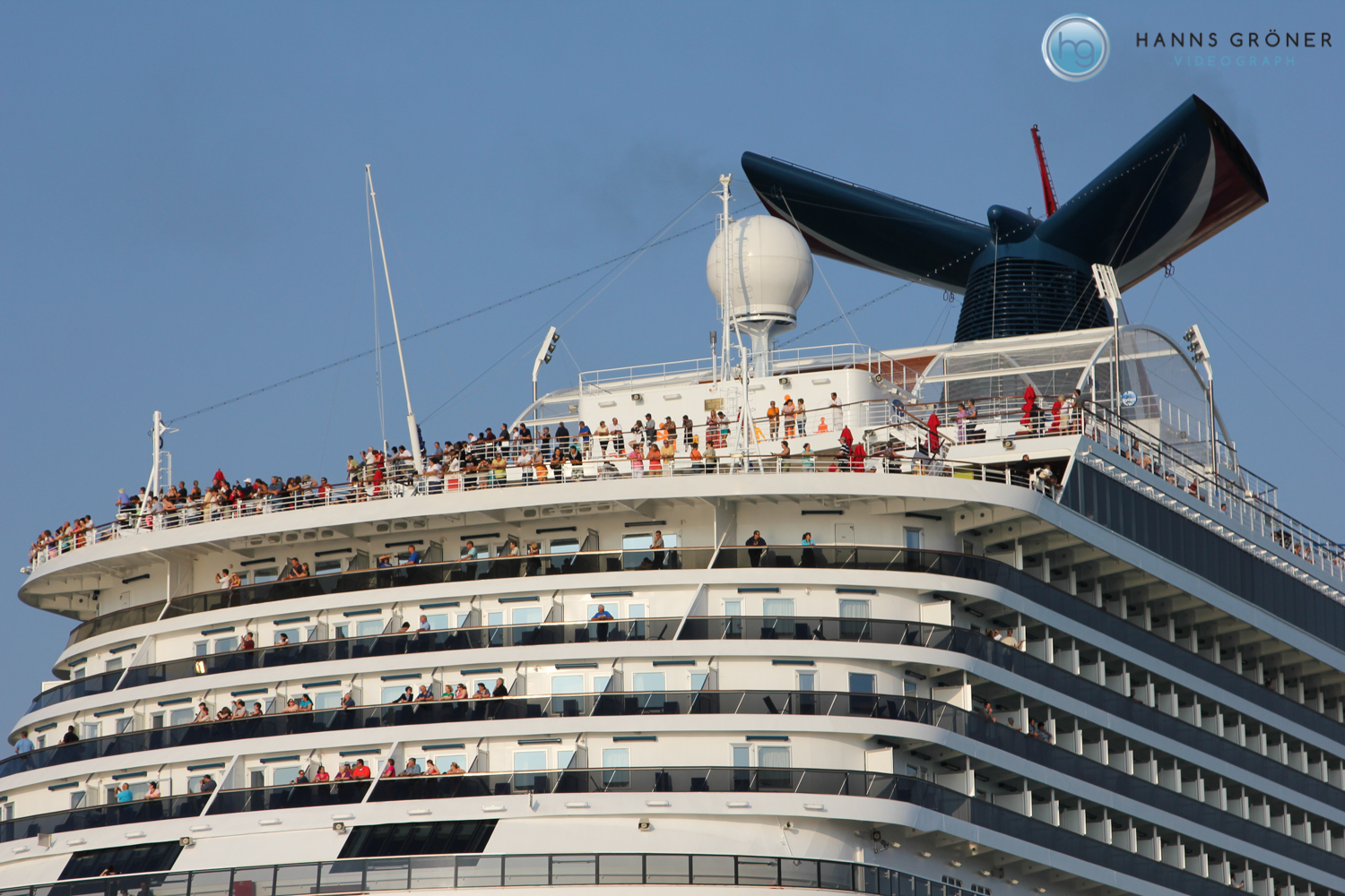 Schiffe | Carnival Breeze in Venedig