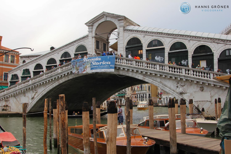Italien | Venedig - Rialtobrücke