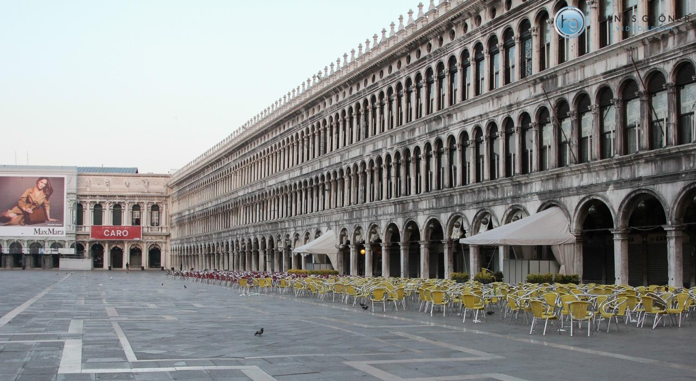 Italien | Venedig - Markusplatz