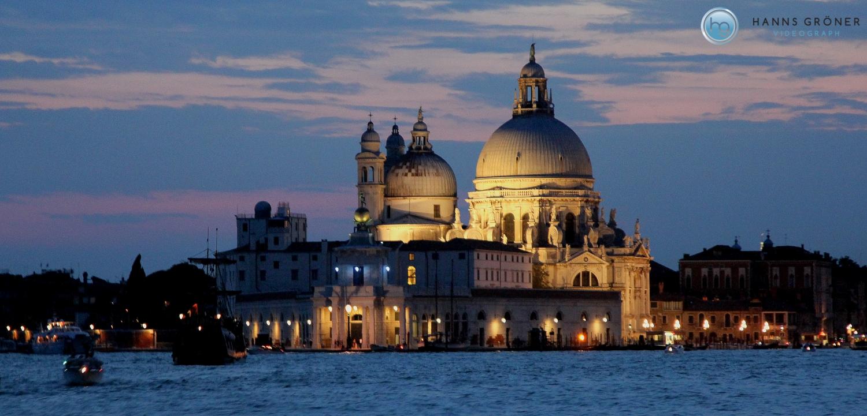 Italien | Venedig - Santa Maria della Salute