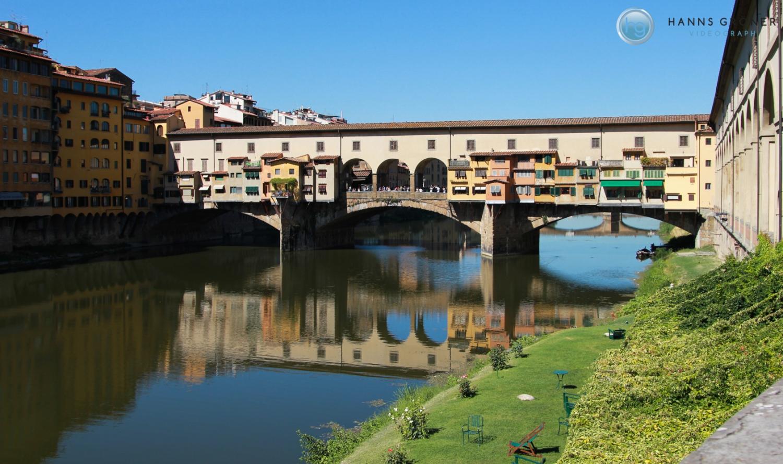 Italien | Florenz - Ponte Vecchio