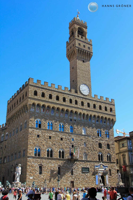 Italien | Florenz - Palazzo Vecchio