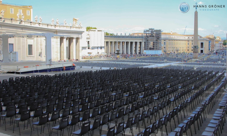 Italien | Rom - Petersplatz