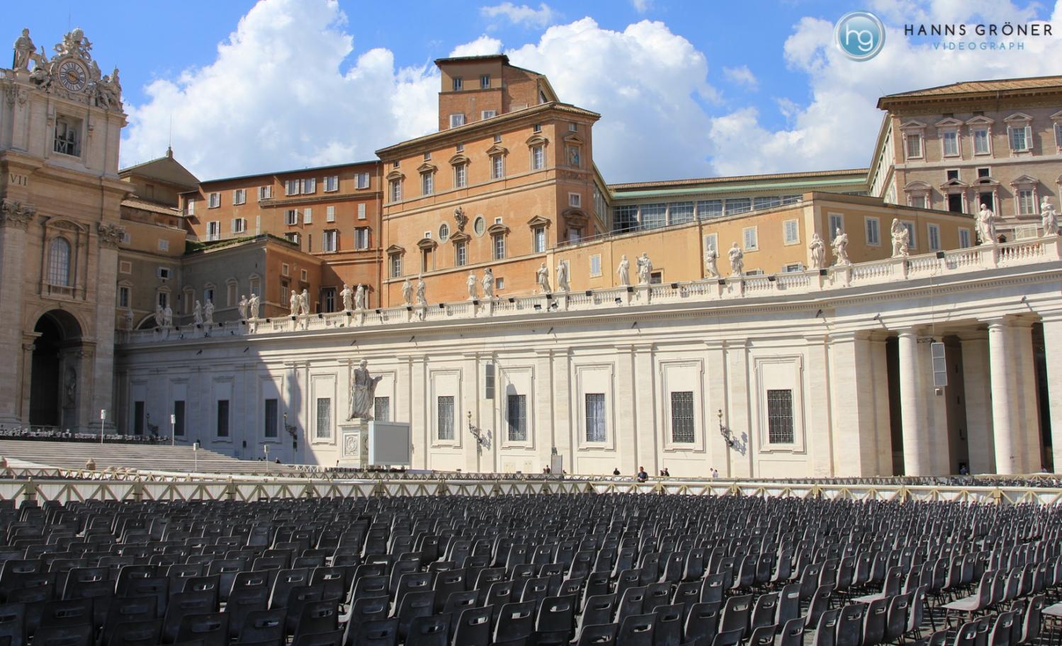 Italien |Rom - Vatikan und Sixtinische Kapelle