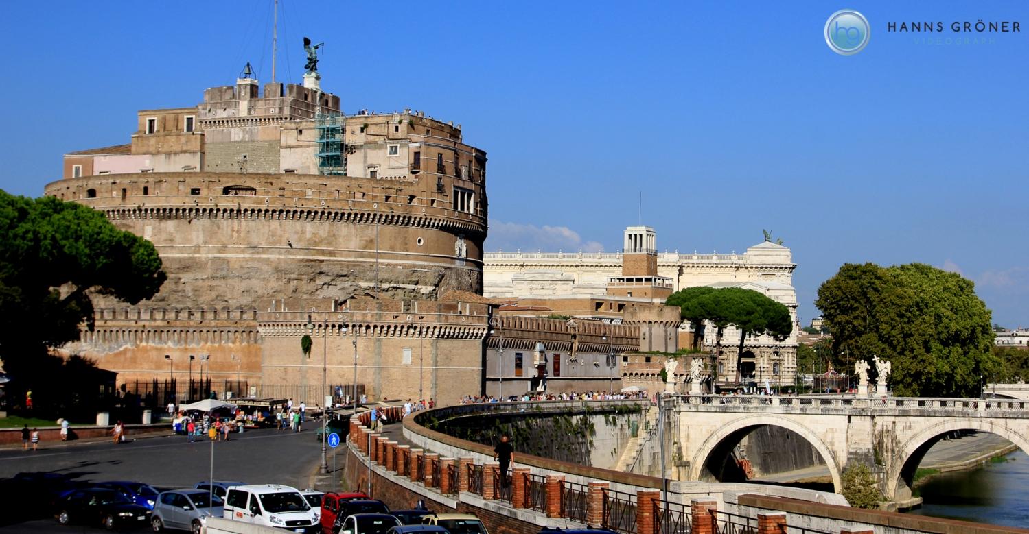 Italien |Rom - Engelsburg
