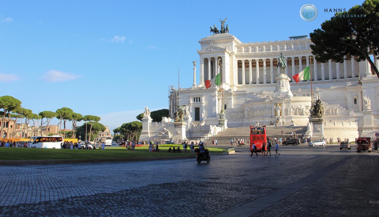 Italien |Rom - Viktor-Emanual-Denkmal