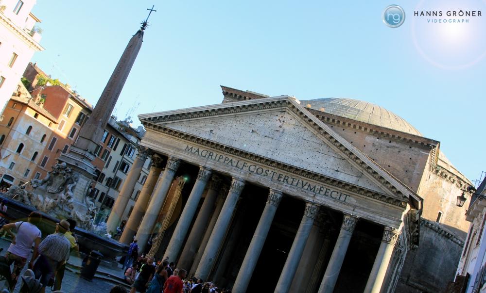 Italien |Rom - Pantheon