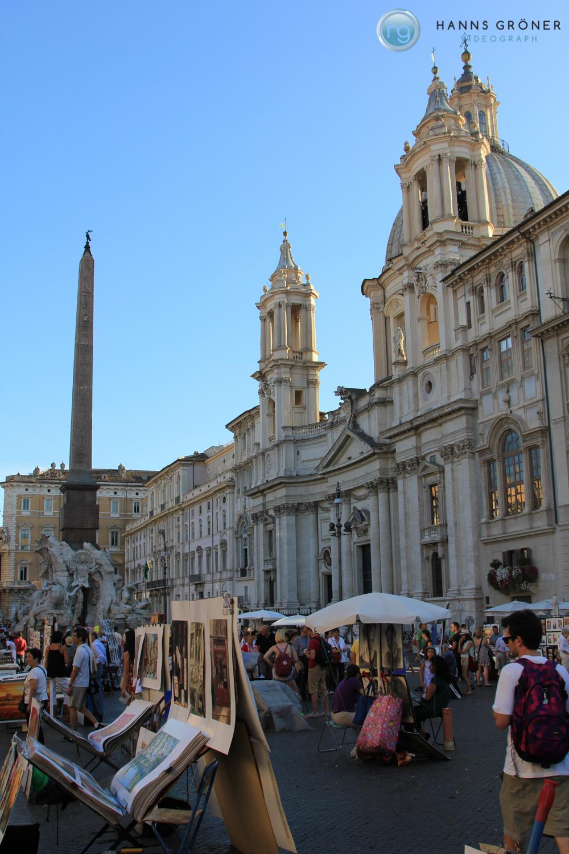 Italien | Rom - Piazza Navona