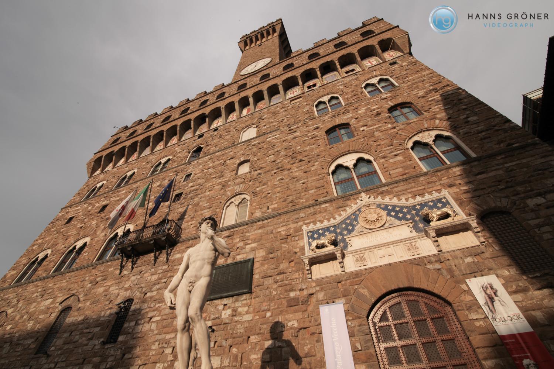 Italien |Florenz - Palazzo Vecchio