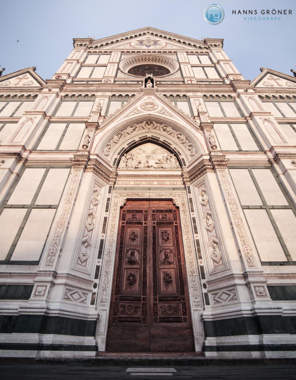 Italien |Florenz - Santa Croce
