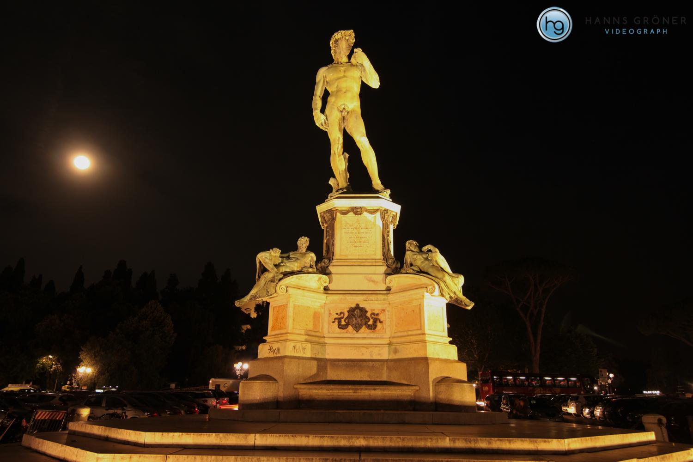 Italien |Florenz - David
