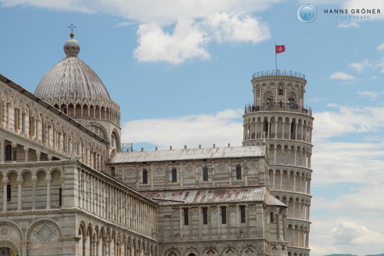 Italien |Pisa - Piazza dei Miracoli