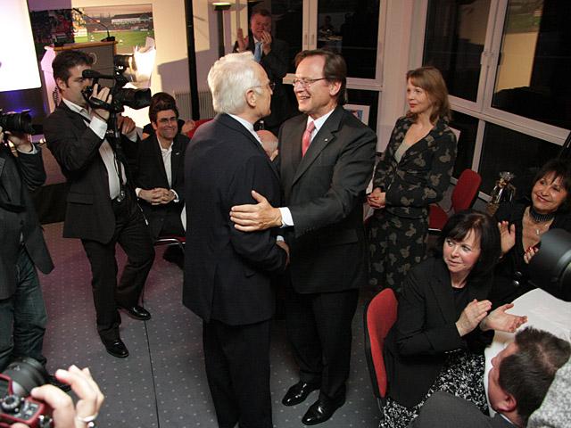 70. Geburtstag Engelbert Kupka im VIIP Haus der SpVgg Unterhaching