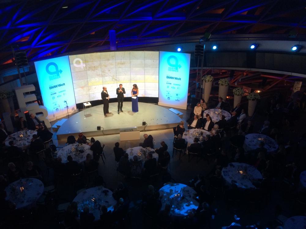 Querdenker Award Show 2014 in München
