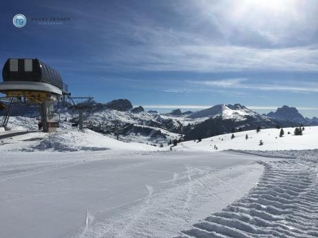 Vom Cherz nach Armentarola (Foto: Hanns Gröner)