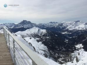 Lagazuoi Panorama (Foto: Hanns Gröner)