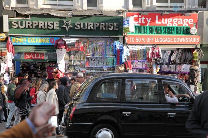 London Impressionen (Foto: Hanns Gröner)