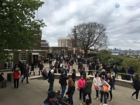 Greenwich Observatorium (Foto: Hanns Gröner)