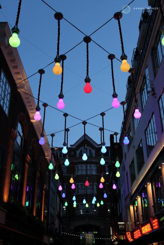 London Impressionen Carnaby Street (Foto: Hanns Gröner)