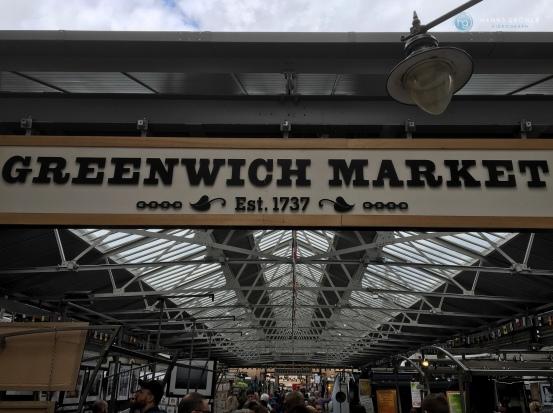Greenwich Market (Foto: Hanns Gröner)