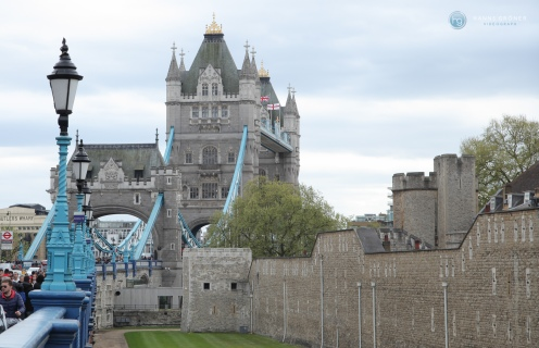Tower Bridge und Tower (Foto: Hanns Gröner)