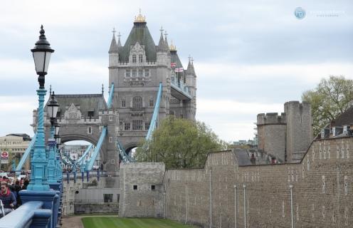 Tower Bridge und Tower (Foto: Hanns Gröner)