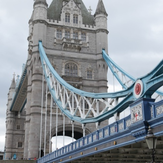 Tower Bridge (Foto: Hanns Gröner)