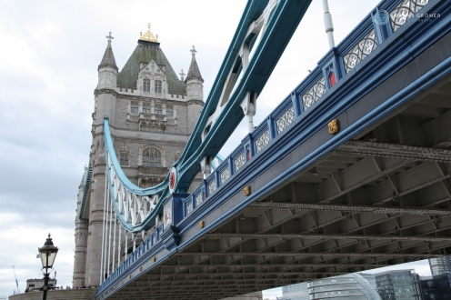 Tower Bridge (Foto: Hanns Gröner)