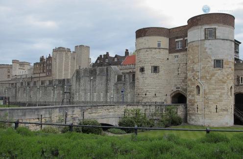 The Tower of London (Foto: Hanns Gröner)