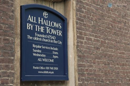 Rund um den Tower (Foto: Hanns Gröner)