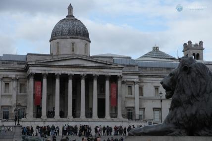 Trafalgar Square (Foto: Hanns Gröner)
