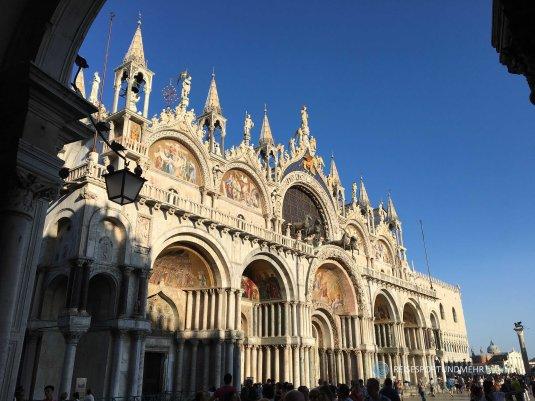 Venedig 2017 - San Marco (Foto: Hanns Gröner)