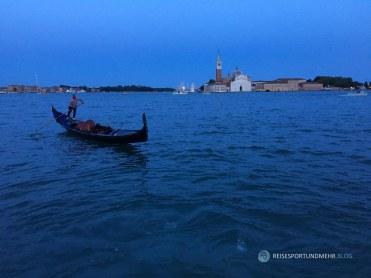 Venedig 2017 Abendstimmung vor San Giorgio (Foto: Hanns Gröner)