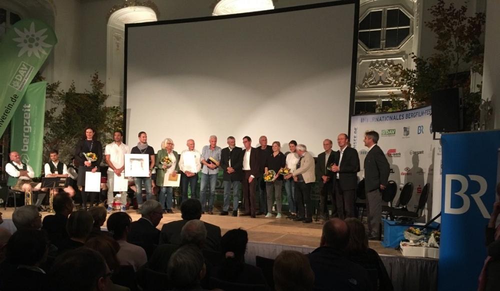 Berfilmfestival Tegernsee 2017 Abschlussabend