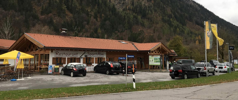 Sportalm Bayrischzell (Foto: Hanns Gröner)