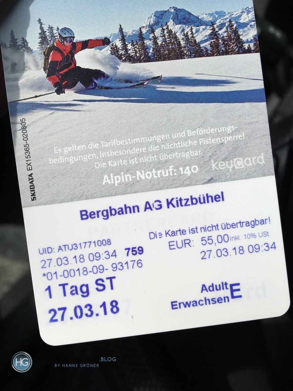 Kitzbühel am 27.3.18 (Foto: Hanns Gröner)