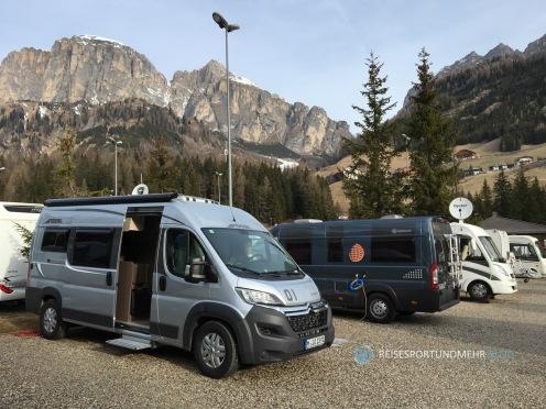 Dolomitenreise mit dem Wohnmobil 2017 (Foto: Hanns Gröner)