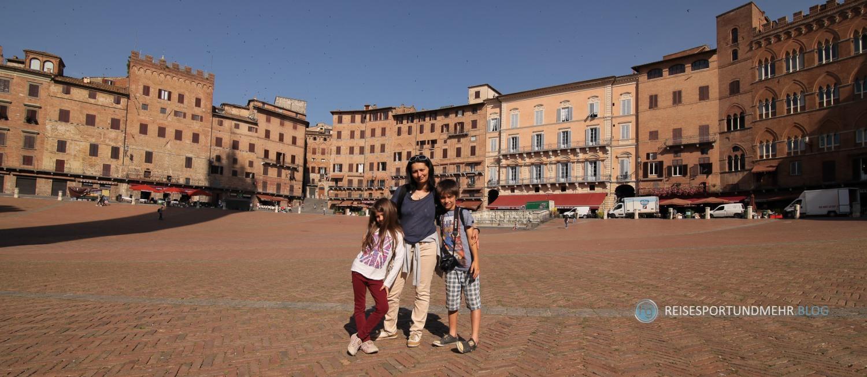 Urlaub mit dem Wohnmobil - Siena (Foto: Hanns Gröner)