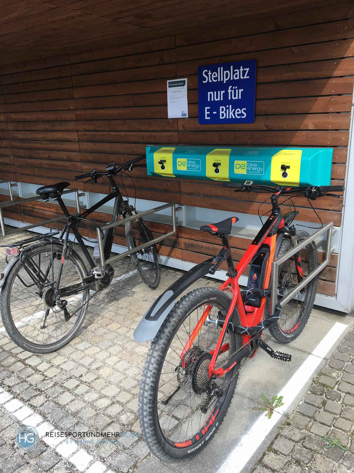 Mit dem eBike ins Büro (Foto: Hanns Gröner)